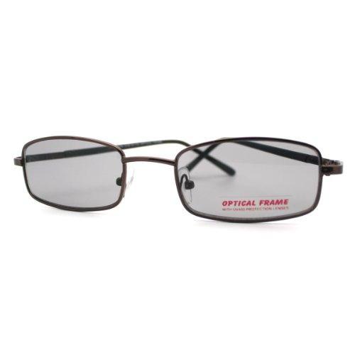 aac998e682 Gafas De Sol Rectangulares Pequeñas Para Hombres Mujeres Ll ...