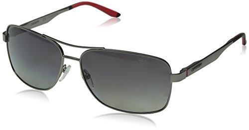 6c2bd07a0f Gafas De Sol Rectangulares Polarizadas Ca8014s Carrera Men ...