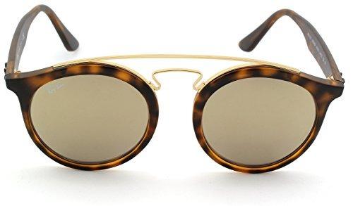 6114d212a5 Gafas De Sol Redondas Con Espejo Rayban Rb4256 Gatsby - $ 13,118.10 ...