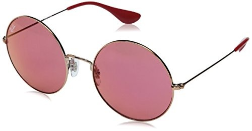 38895510c4 Gafas De Sol Redondas De Metal Para Mujer Ray-ban, Shiny - $ 1.315 ...