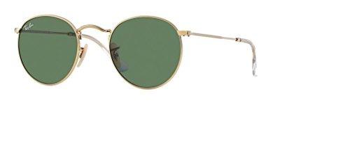 960c9789cd Gafas De Sol Redondas De Metal Ray Ban Rb3447 - $ 225.990 en Mercado ...