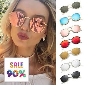 3545123ed9 Gafas De Sol Redondas Extragrandes De Moda Para Hombre, Muje