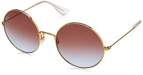 f362d43440117 Gafas De Sol Redondas Ja-jo De Mujer Ray-ban
