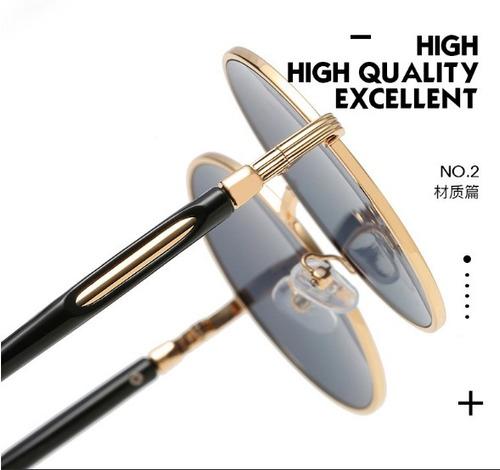 gafas de sol redondas moda 2018 filtro uv 400 real original