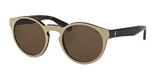 499778e396db8 Gafas De Sol Redondas Para Mujer Polo Ralph Lauren 0ph4101 ...