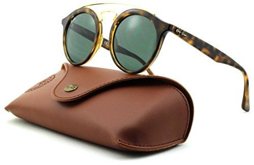 c696090da1 Gafas De Sol Redondas Para Mujer Ray-ban Rb4256 Gatsby - $ 180.990 ...