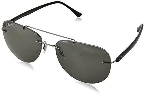 Sol Hombres364 Redondas Para 990 Polarizadas Ray Ban Gafas De wOvnN80m