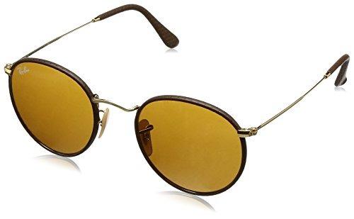 b2fd52ee55533 Gafas De Sol Redondas Ray-ban Para Hombre
