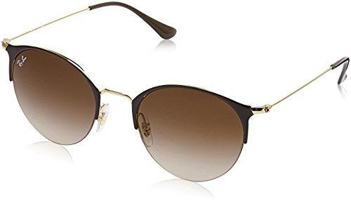775858793da55 Gafas De Sol Redondas Sin Montura Phantos Para Mujer Ray-ban ...