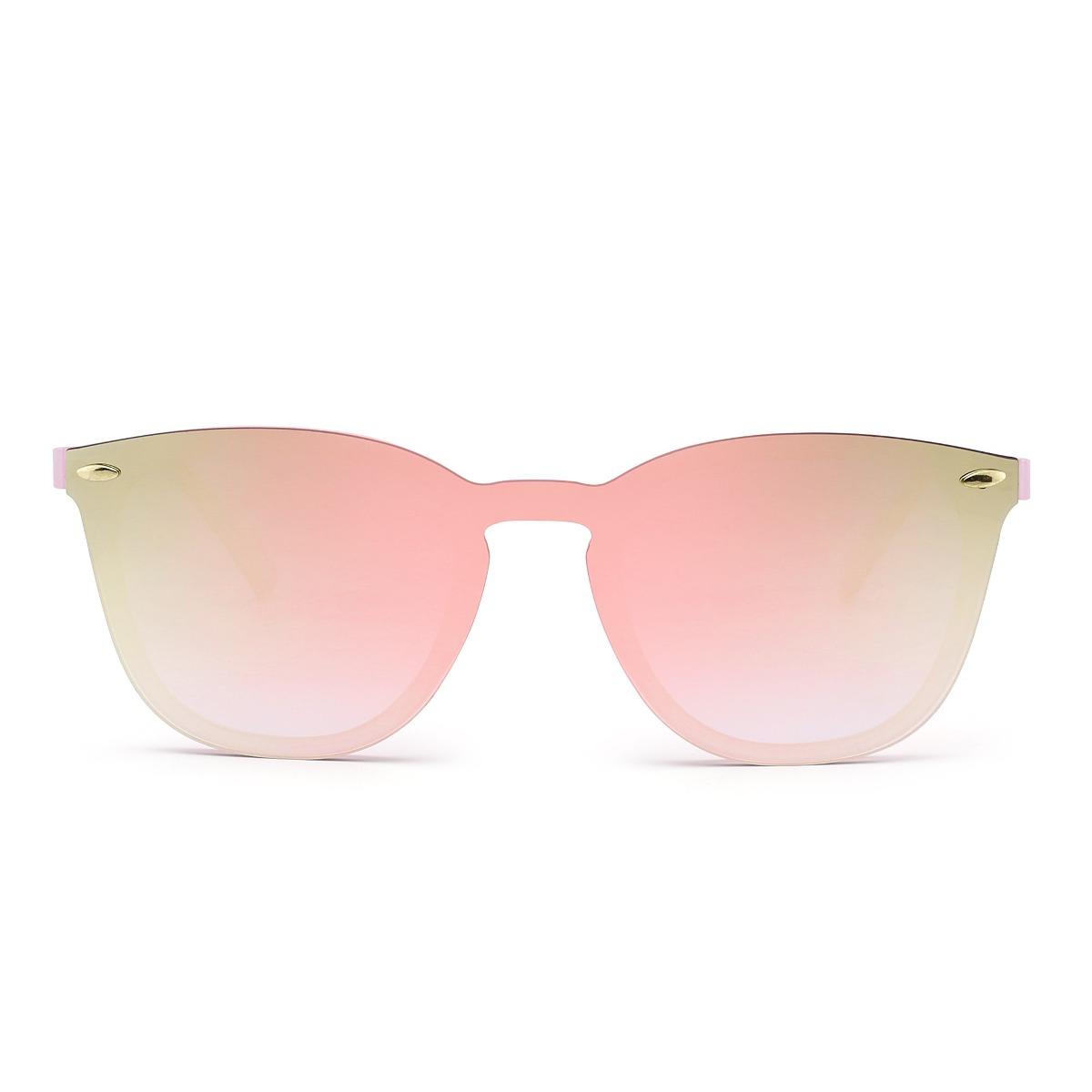 31f1534889 Ropa y Accesorios · Lentes · Monturas. Compartir. Compartir. Vender uno  igual. gafas de sol sin montura wayfarer espejo reflexivo del es. Cargando  zoom.