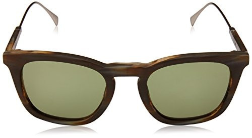 gafas de sol tommy hilfiger th1383s wayfarer dorado/verde