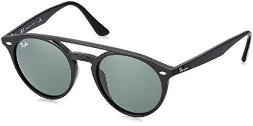 f766f581ed Gafas De Sol Unisex Ray-ban Inyectadas, Negras, 51.6 Mm - $ 149.990 ...
