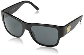 Acetato Versace Gb187 Gafas Negro De Oro Ve4275 Sol SpVUzMqG