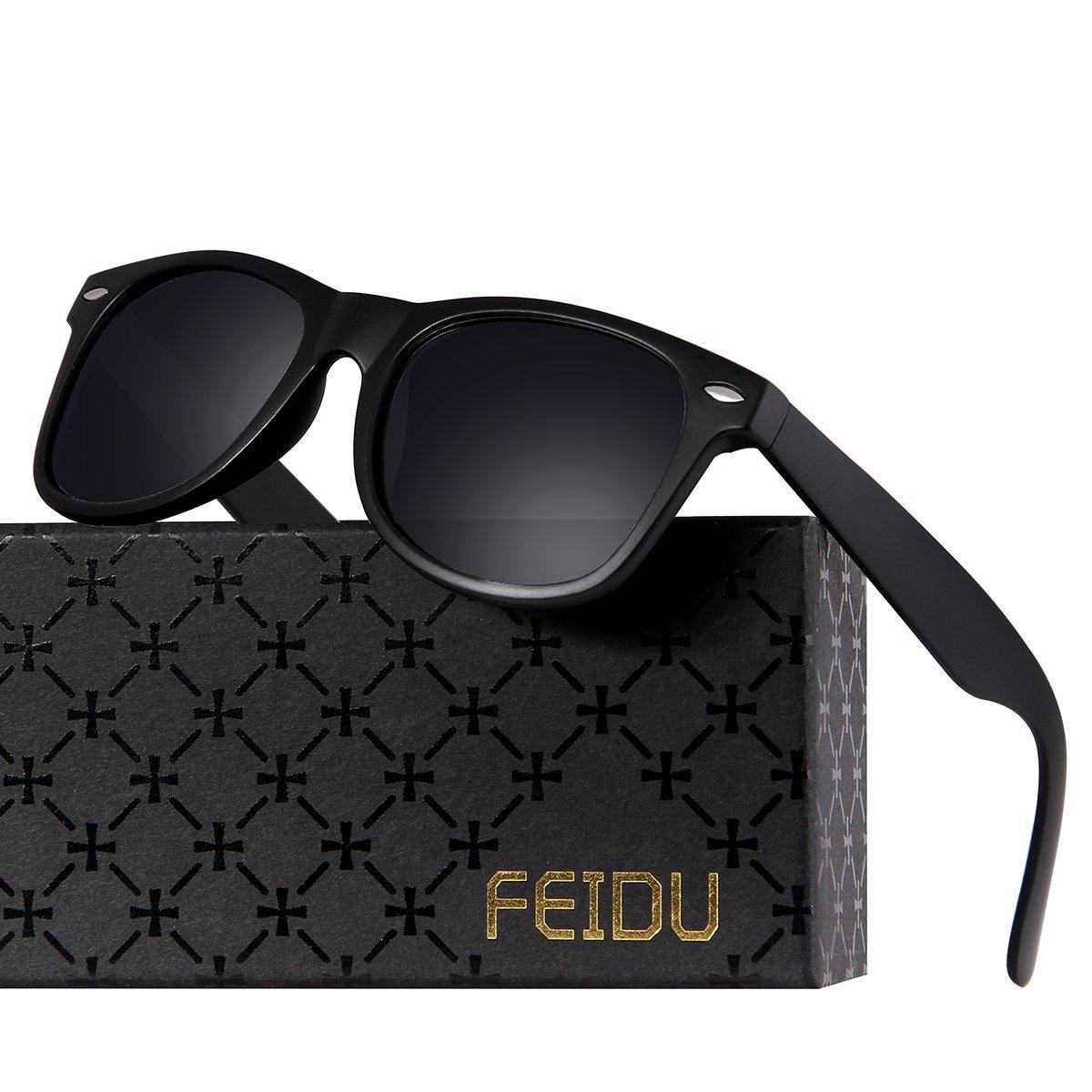 3e8d0a22b5 ... wayfarer polarizadas para hombres gafas de sol. Cargando zoom.