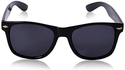 e7ea2c1615 Gafas De Sol Wayfarer Polarizadas Zu-zv-8452n, Negro, 54 Mm ...