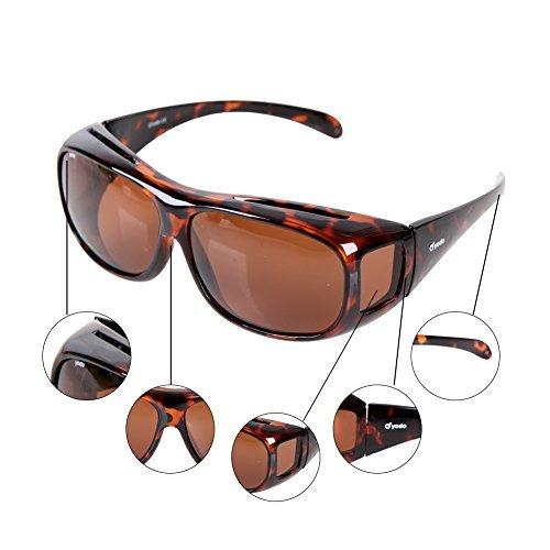 c577bb73c6 Gafas De Sol Yodo Fit Over Glasses Con Lentes Polarizadas Pa ...