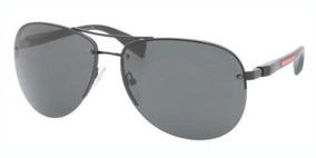 d161507958 Lentes Prada Modelo Sps 50h Color Negro. 100% Originales - Lentes De ...