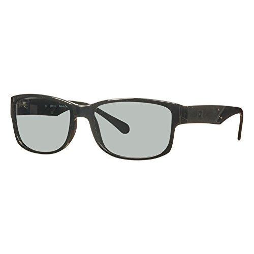 47980793ef Gafas De Sol,guess Gafas De Sol Gu 6755 Negro 58mm - $ 1,839.59 en ...