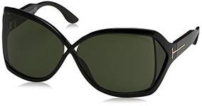 4a95f48813 Gafas De Sol,tom Ford 01n Negro Julianne Mariposa Gafas .