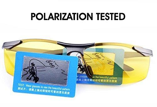 gafas de visión nocturna | antideslumbrantes uv400 protegid