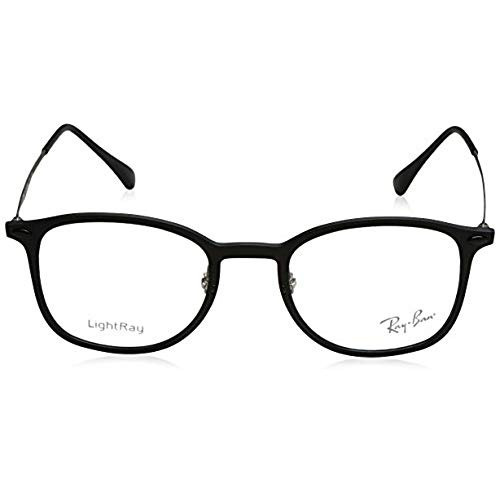 Gafas De Vista Ray-ban Unisex Rx7051 Opal Mate Amarillo 49mm ... 7b57724dc30c