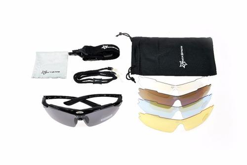 gafas deportivas rockbros para ciclismo atletismo moto color