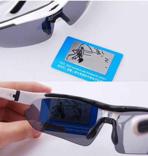 gafas deportivas rockbros uv400 5 lentes incluye polarizado