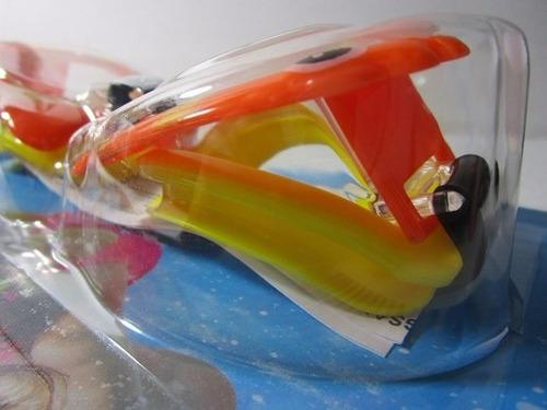 gafas divertidas pez piscina mar 3-8 años proteccion uv