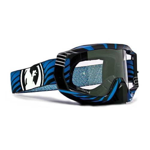 gafas dragon vendetta vox lentes aft transparentes/azul