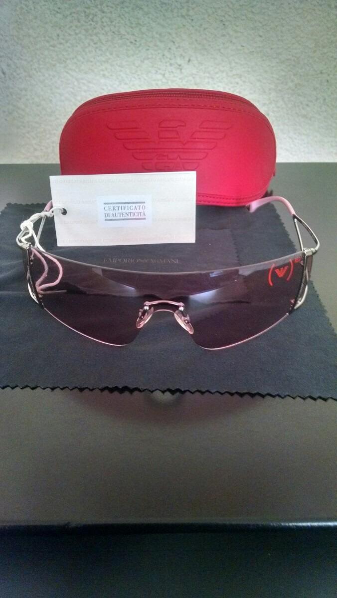 62eadab19d Gafas Emporio Armani Ea 9294/f/s/ . Bono U2 - $ 4,800.00 en Mercado ...