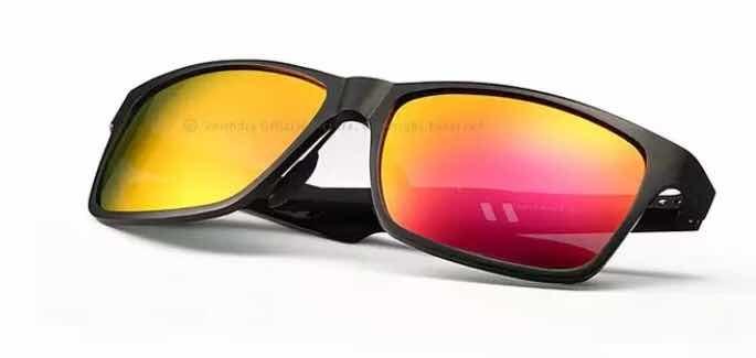 4c543c95f5 Gafas Espejo Polarizadas Naranja Uv Ultra Livianas Hd - $ 54.000 en ...