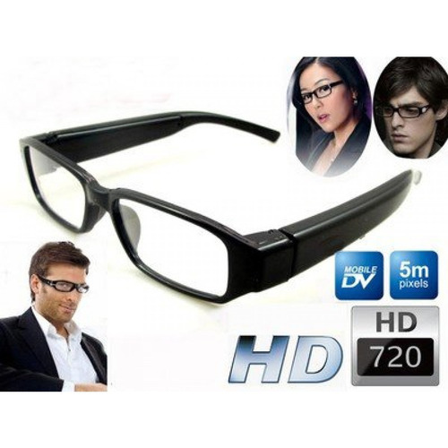 gafas espia camara hd 720p 5 mpx !memoria de 16gb gratis!