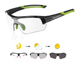 los recién llegados 0210e a2eb0 Gafas Fotocromáticas (transitions) Rockbros Ciclismo Running