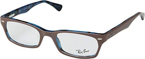 19da528315 Gafas Graduadas Ray-ban Rx5150 Para Mujer, 50-19-135, Marrón ...