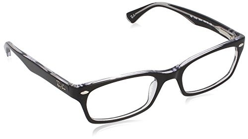 2331d83e04 Gafas Graduadas Ray-ban Rx5150 Para Mujer, Negras En 52 Mm - $ 1.102 ...