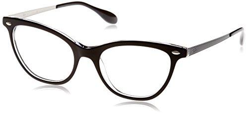 42b1d8d716 Gafas Graduadas Ray-ban Rx5360 Para Mujer, Negras En 52 Mm - $ 1.514.777 en  Mercado Libre