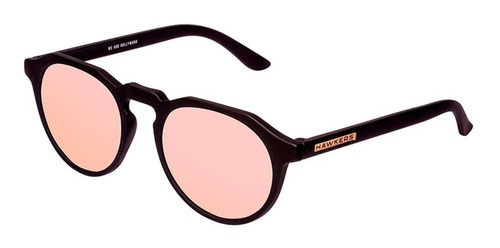 gafas hawkers carbon black - rose gold warwick mujer