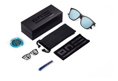 gafas hawkers carbono spotted blue chrome one hombre mujer