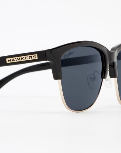 gafas hawkers diamond black dark classic