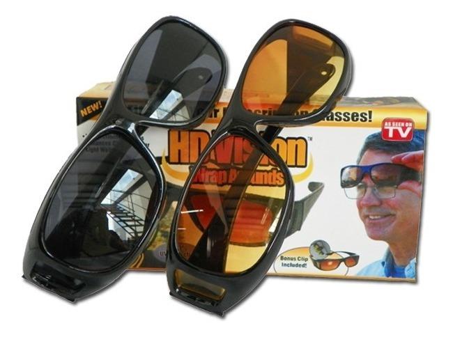 bfcba1448e Gafas Hd Para Sol Y Noche Lentes Vision Recibe 2 Por 1 - $ 12.900 en ...