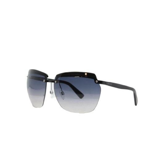 Gafas Just Cavalli Jc C Negro Sin Montura Gafas De Sol Cua ...
