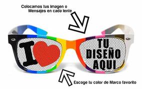 2339e4f549 Gafas Lentes Con Tu Logo Publicitarios Cotillón Fiesta