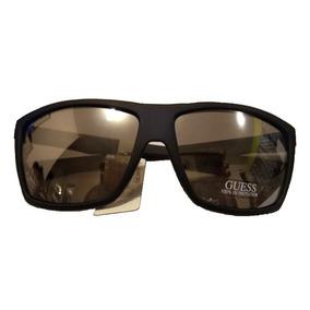 d6f01f6623 Gafas Lentes De Sol Guess Para Hombre Estilo Gf0198 100% Uv