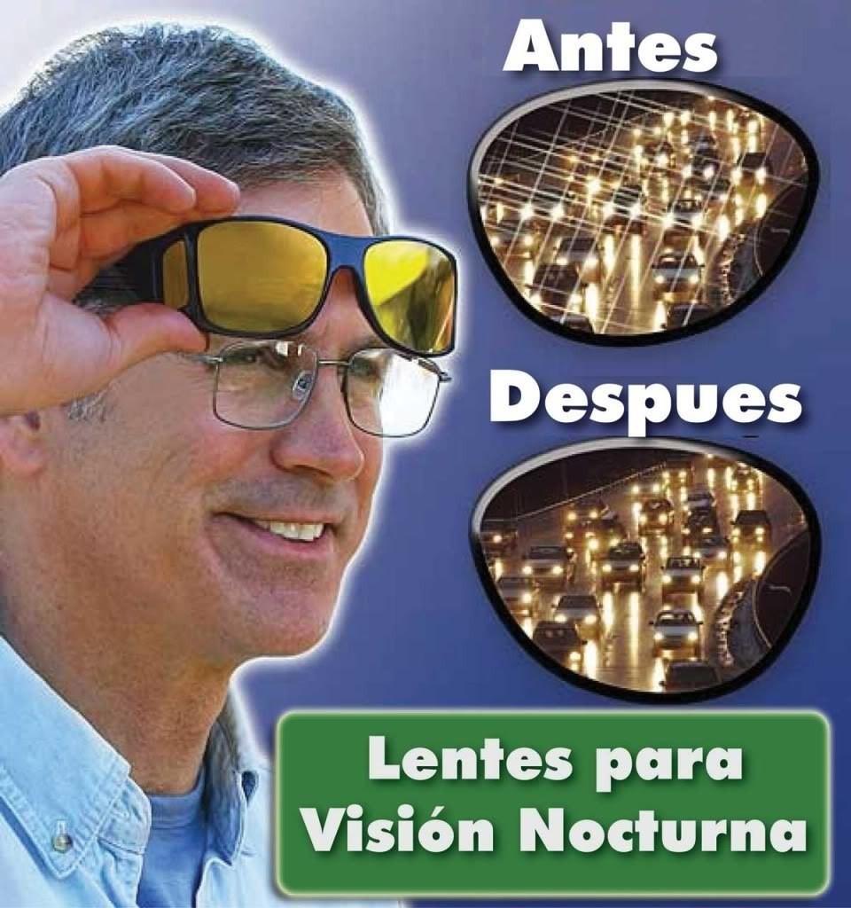 Gafas Lentes De Sol Hd Proteccion Uv Mejora Vision 100% -   139.00 en  Mercado 7cf9c076a33d