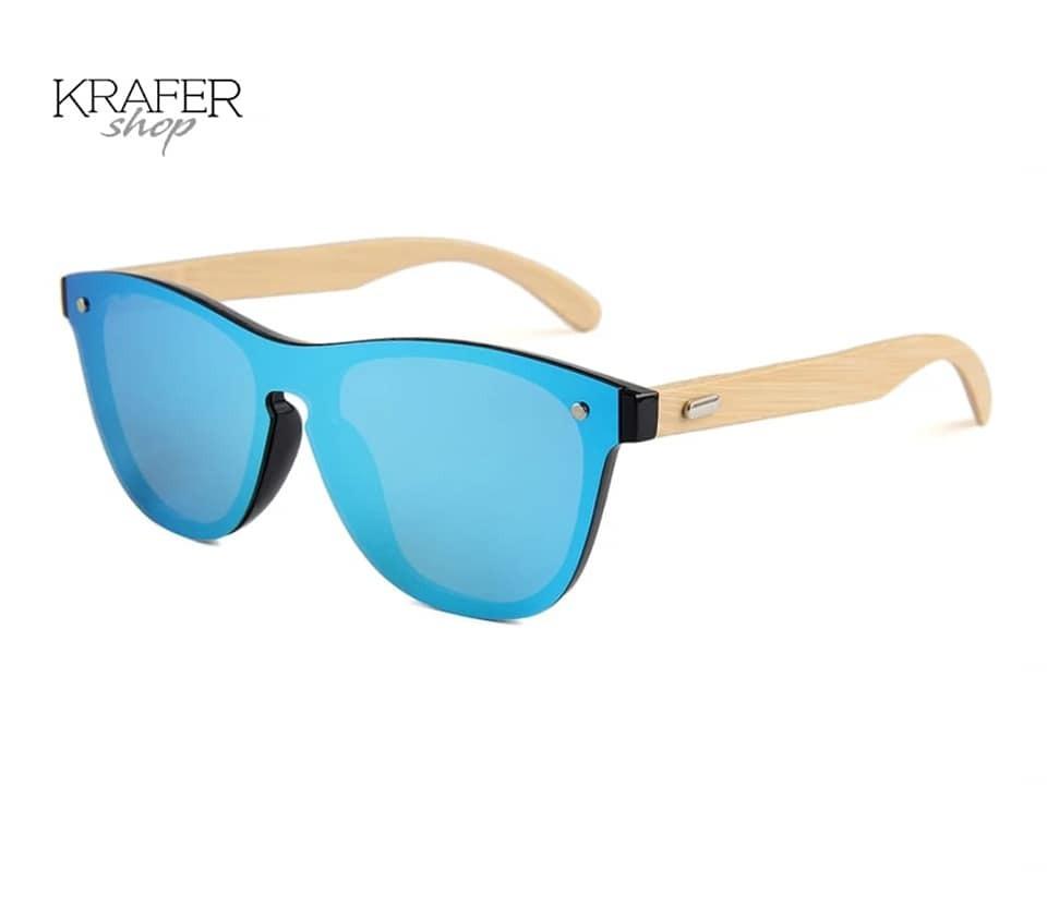 599384838b Gafas Lentes De Sol Marco Madera (krafer Shop) - $ 11.000 en Mercado ...