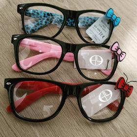 Gafas Lentes Hello Kitty Rojas Uv400 Tienda Virtual Fvs