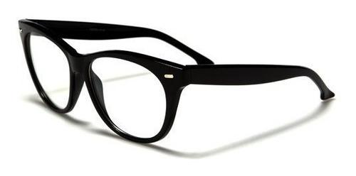 gafas lentes monturas marcos filtro uv 400 ref nerd019