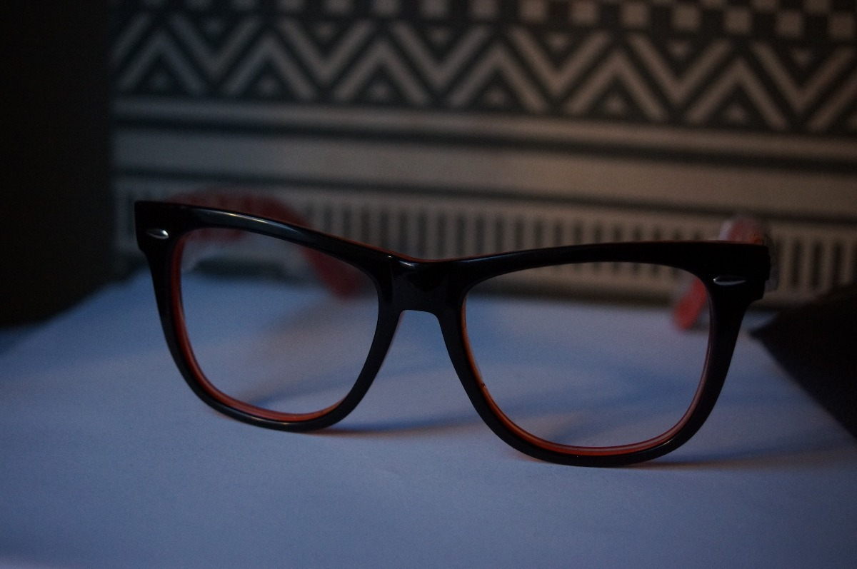 Gafas Lentes Para Opticos , Wayfarer Rayban 54mm. - $ 37.000 en ...