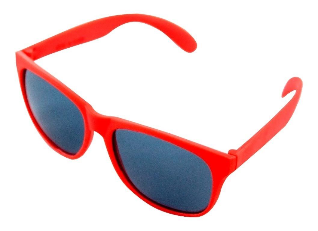 mejor selección 157e3 5b93e Gafas Lentes Para Sol Plástico Rojo Gafas Lentes
