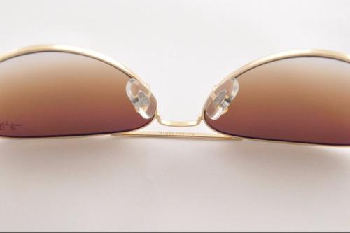 gafas lentes ray-ban mad in italy